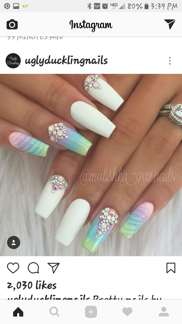 53 besten Nails Bilder auf Pinterest | Nagelkunst, Nageldesign und ...