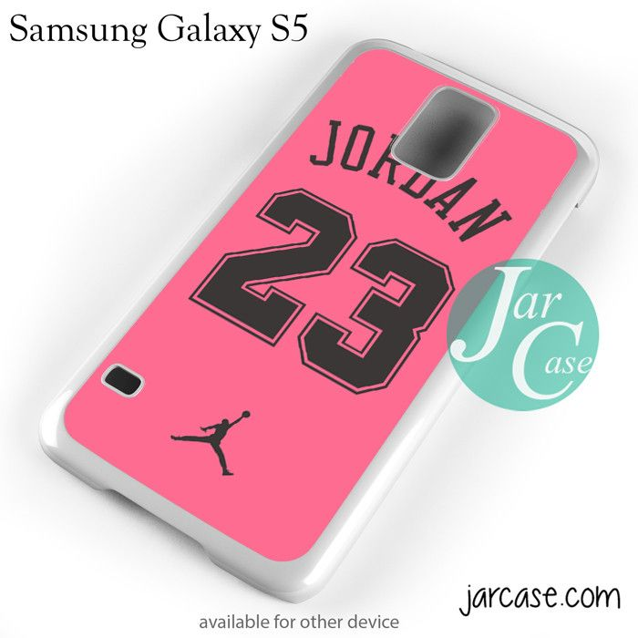Air Jordan YP Pink Phone case for samsung galaxy S3/S4/S5