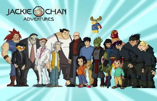 Jackie Chan Adventures HINDI Episodes