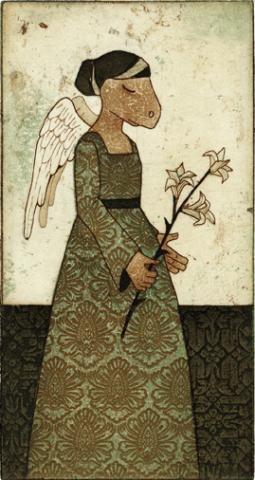 Piia Lehti: Suojelusenkeli / Guardian Angel, 2008