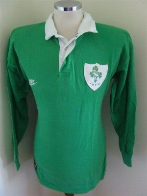 Ireland rugby shirt 1993 to 1996 Added on 22 Jun 2011 at 17:59 by SPORTS