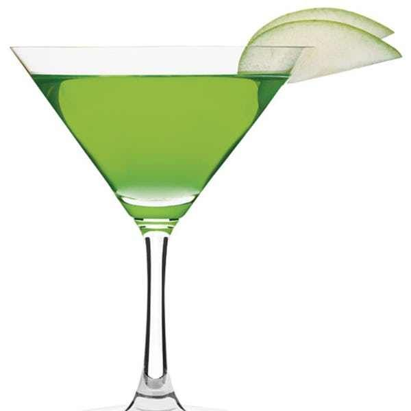 Sour Apple Martini is listed (or ranked) 4 on the list Cheesecake Factory Recipes