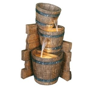 Western Fountain: Water Fountain, Westerns Fountain, 275Inch, Y98905 Lazy, Rustic Westerns, 27 5 Inch, Outdoor Fountain, Lazy Days, Hampers