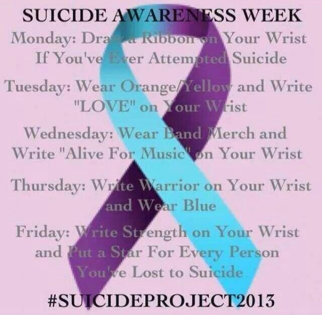 91 Best Images About Suicide Awareness In Honor Of My