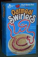 We Miss The 80's: Food From The Crypt- Oatmeal Swirlers!  I MISS THESE SOO MUCH