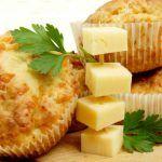 Ricetta muffin salati al formaggio