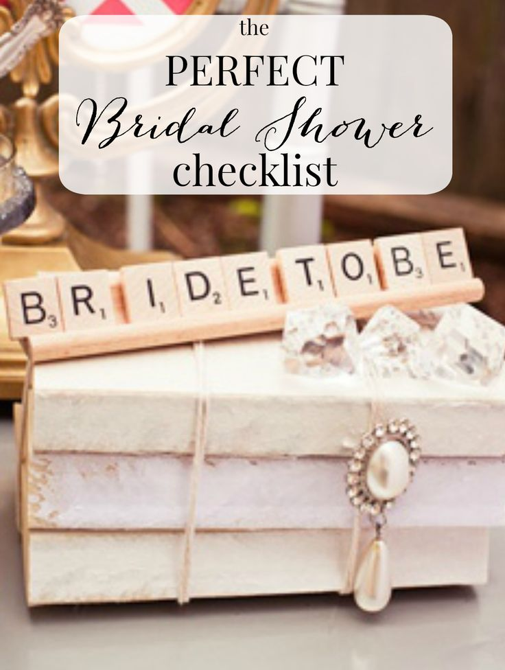 If you're a maid of honor, bridesmaid or special person for a bride-to-be, you may be enlisted to help plan a bridal shower this wedding season. But where to start? Last week I shared my ulti…