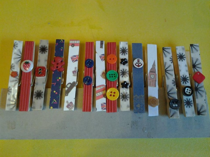 quirky pegs for daughters new kitchen