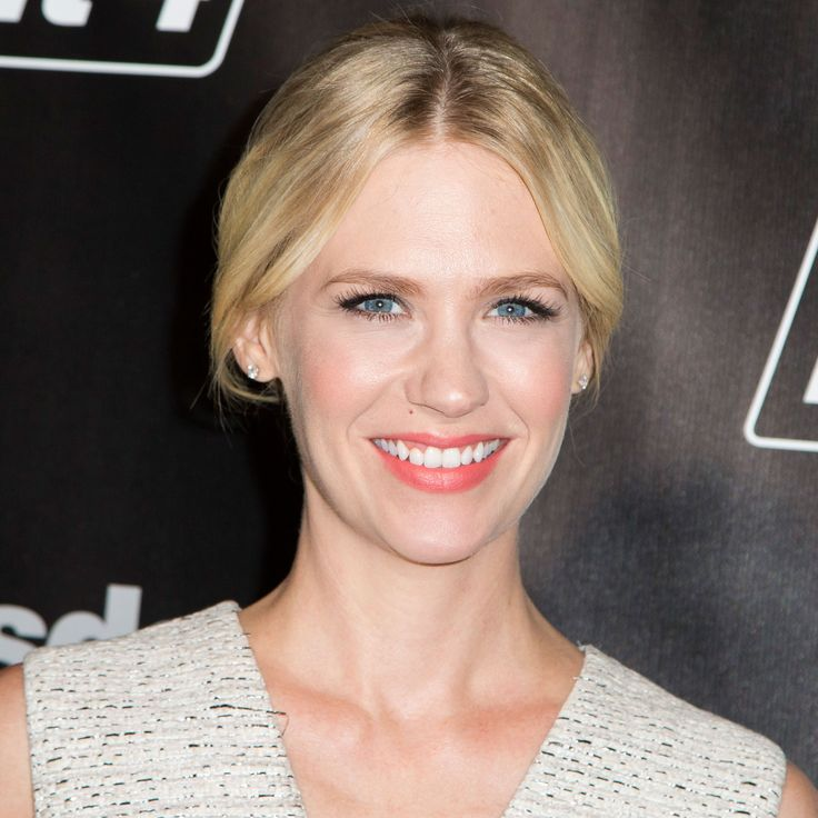 January Jones's Changing Looks - 2015  - from InStyle.com