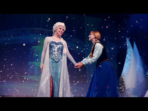 Discover Frozen Summer Fun at Disneyland Paris