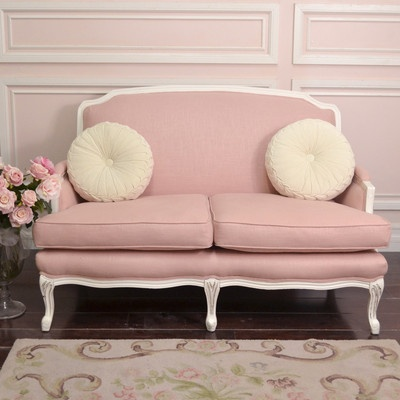 138 best ~ Settees & Benches ~ images on Pinterest | Couches, Chairs ...