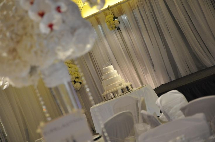 #Throwback to the beautiful #Wedding of Gemma and Mark The Marcliffe Hotel back in 2011! Lush, clean white tones.