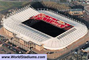 Stadium of Light, Sunderland.  Been here too!!