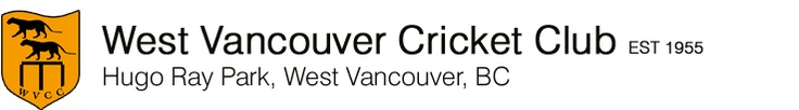 West Vancouver Cricket Club | Hugo Ray Park | West Vancouver | BC