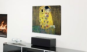 "Groupon - Gustav Klimt 22""x22"" Stretched Canvas Wall Art in [missing {{location}} value]. Groupon deal price: $47.99"
