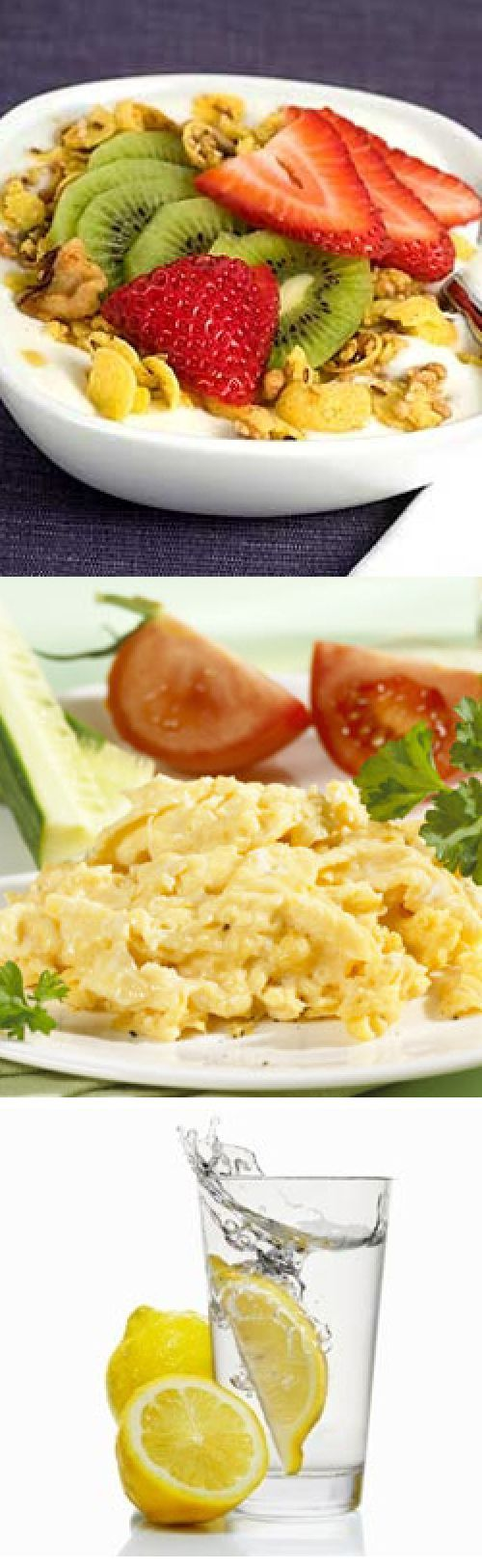 5 reglas para un desayuno saludable