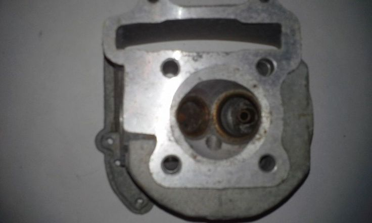 Chinese Scooter GY6 QMB139 4-Stroke Cylinder Head 50 150cc