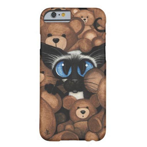 Siamese Cat by BiHrLe iPhone 6 case iPhone 6 Case