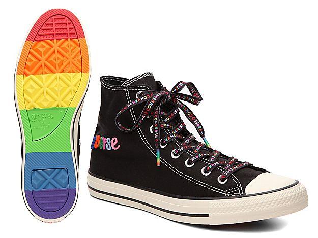 Men Chuck Taylor All Star Pride High Top Sneaker Men's