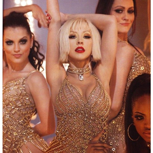 Christina Aguilera Tribute Picture Gallery - Burlesque Movie Companion... ❤ liked on Polyvore featuring burlesque, people, christina aguilera, movies and backgrounds