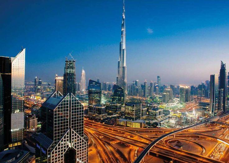 ¿Sabías que Dubai (Emiratos Árabes Unidos) atesora ya 100 récords Guinness? Aquí tienes la torre más... - Copyright © 2015 Hearst Magazines, S.L.