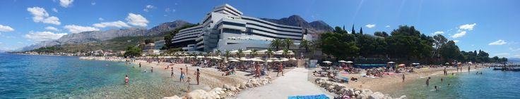 Beautiful sea view on Medora Auri family beach hotel. https://medorahotels.com/en/accomodation/medora-auri-family-beach-resort-4/1