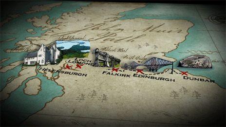 new John Muir trail in Scotland