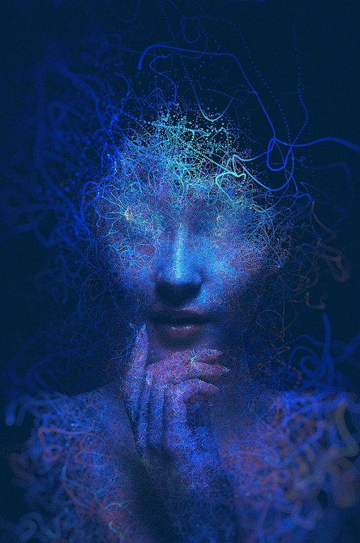 George Redhawk | Surrealist Animated GIFs Art | Tutt'Art@ | Pittura * Scultura * Poesia * Musica |