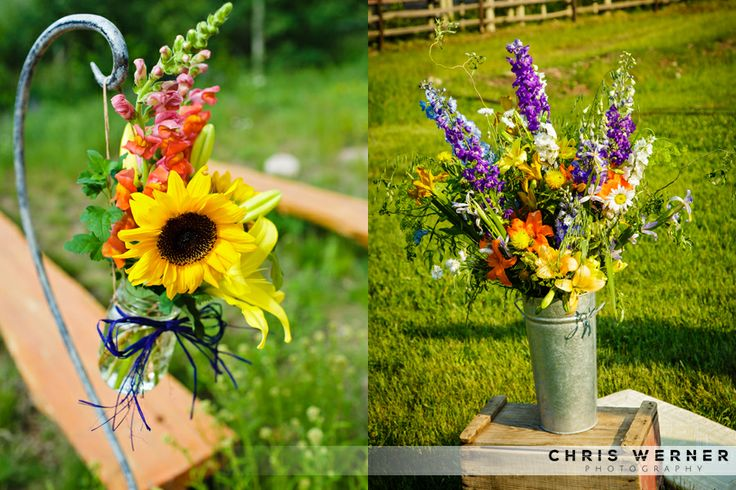 17 Best Images About Wedding Ceremony Flowers, Signs