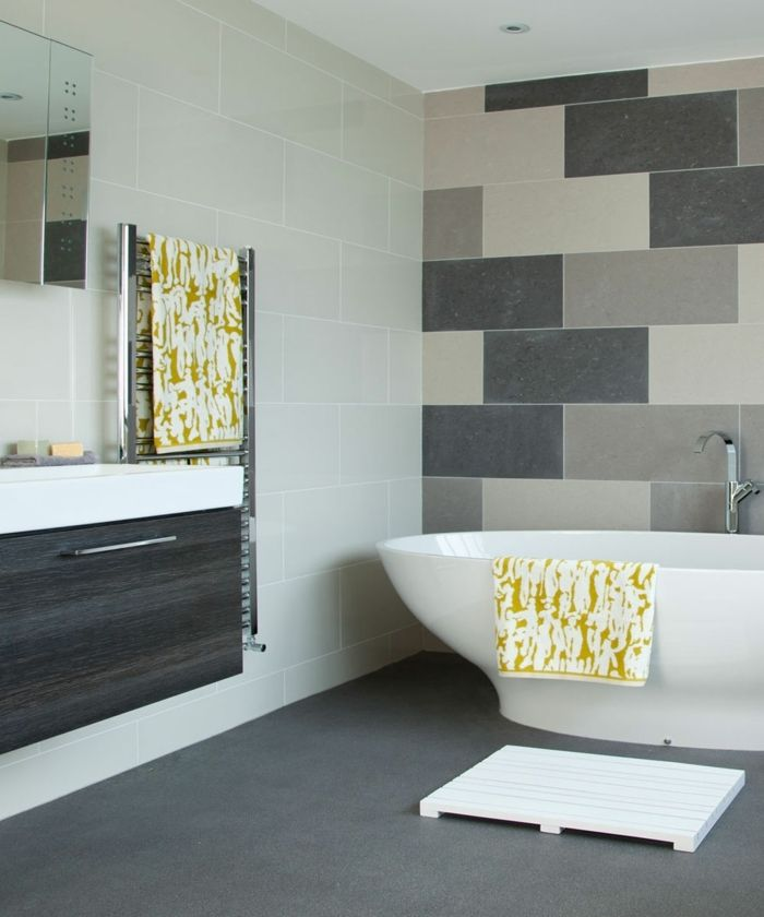 fotos de ideas de azulejos de bañera 1001 Ideas De Los Mejores Azulejos Para Baos De
