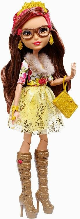 Ever After High Rosabella Beauty Rebel Doll!! Daughter of Beauty & The Beast NIB