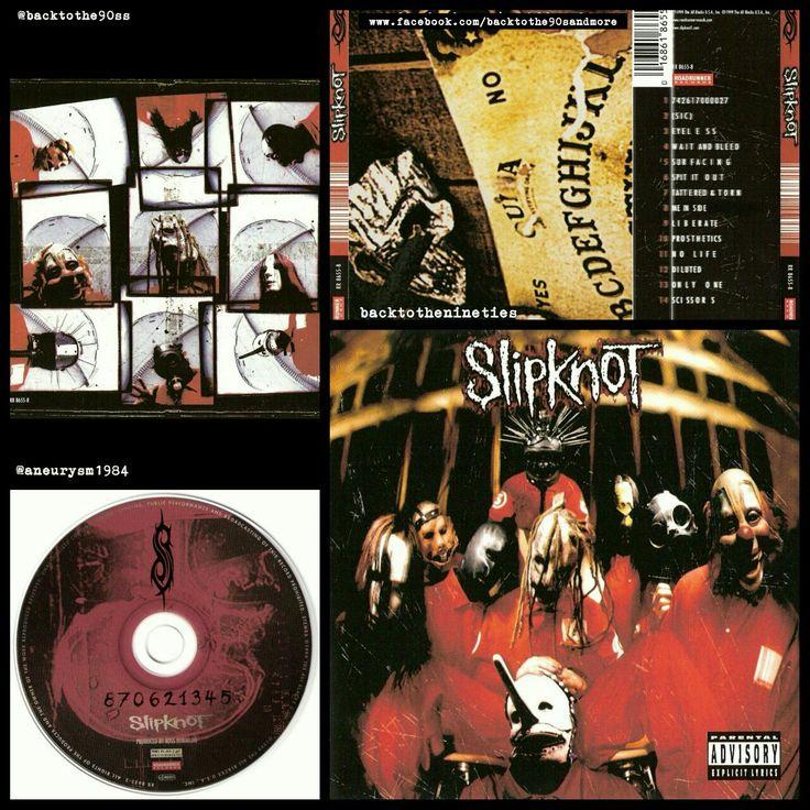 #HappyAnniversary 18 years #Slipknot #album #numetal #music #90s #90smusic #backtothe90s #CoreyTaylor #MickThomson #ShawnCrahan #Clown #CraigJones #JimRoot #ChrisFehn #PaulGray #JoeyJordison #SidWilson #JoshBrainard #SeanMcMahon #RossRobinson #90salbum #90sCD #backtothenineties @slipknot #CD #US #1999 #maggots #maggot #metal