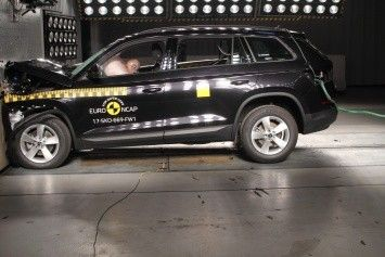 The Skoda Kodiaq SUV has started working the highest rating of safety of Euro NCAP [video]