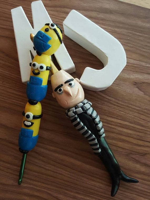 Hey, I found this really awesome Etsy listing at https://www.etsy.com/listing/476333759/the-gru-tumblin-minion-friends-ergonomic