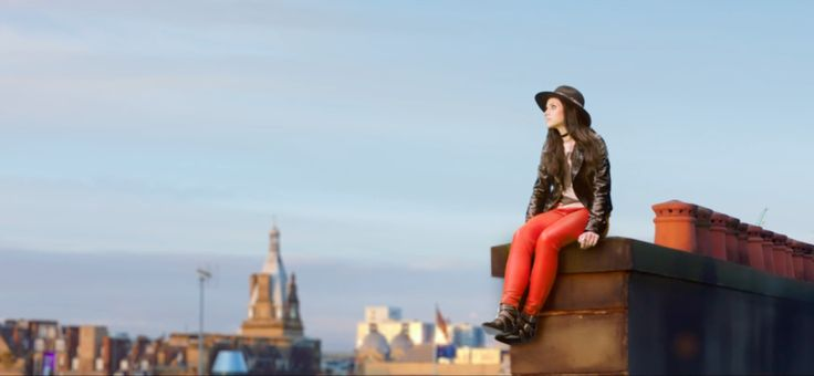 Pint-sized Amy Macdonald stars in new video based in Glasgow