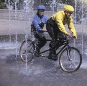 All About Bicycle Rain Gear and Clothing - Bike Barn - Houston, Texas