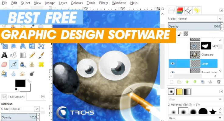 Top 27 Best Software For Graphic Design Free 2016 - http://www.qdtricks.org/best-free-graphic-design-software/