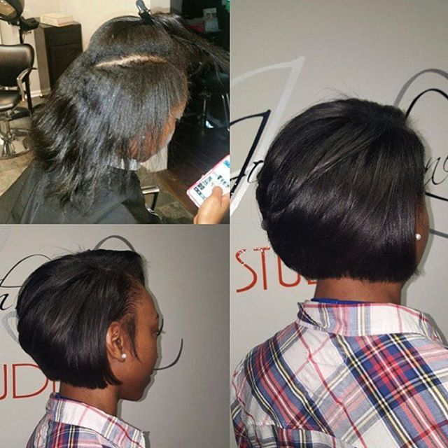 Instagram Post By VoiceOfHair Stylists Styles Voiceofhair Natural Hair Bob CutShort