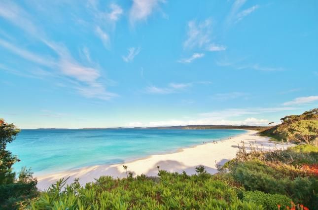 Chicks?  Cyrus Street 80 - Elandra - Full house | Hyams Beach, NSW | Accommodation