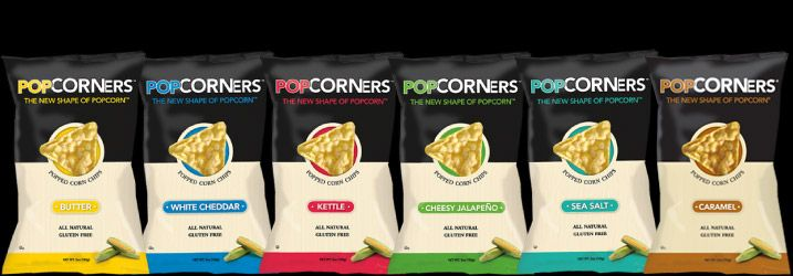 Fabulous snacks for GF and regular eaters alike. We like the white cheddar and sea salt flavors the best.