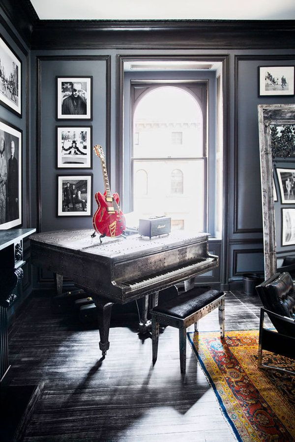 13 Gray Rooms That Are Fifty Shades Of Gorgeous