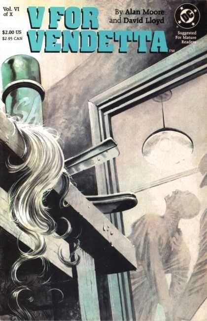 Alan Moore & David Lloyd, 'V for Vendetta' (1982-1985)