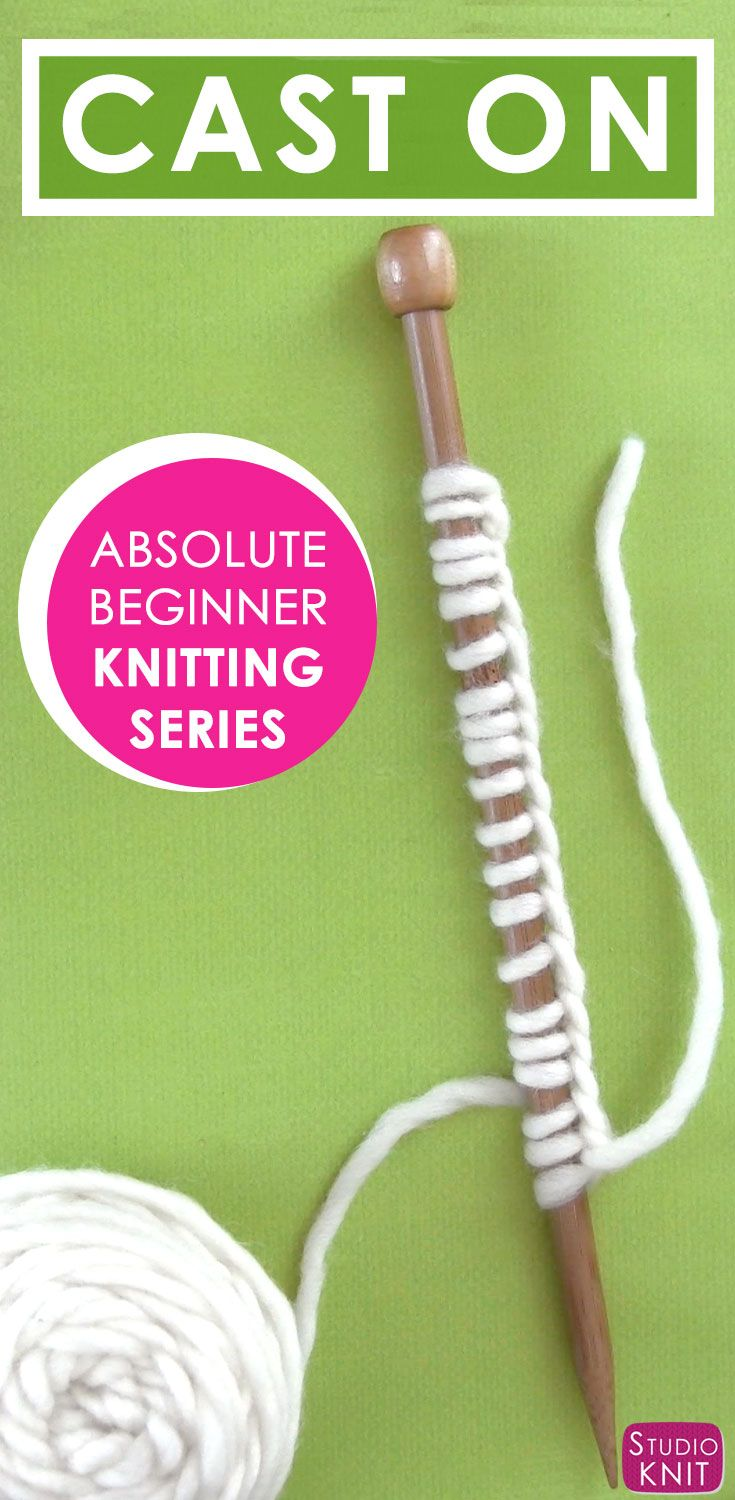 Knitting Videos | The Knitting Site
