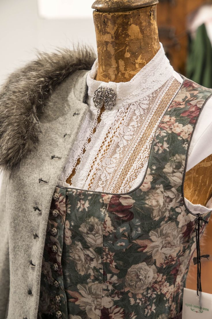 Dirndl Trends 2019 Herbst & Winter