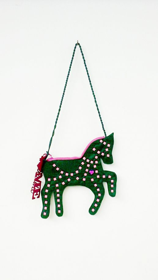 Pony Clutch Formlu Çanta Zet.com'da 89.90 TL