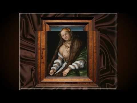 Mythology-Lucretia-Лукреция