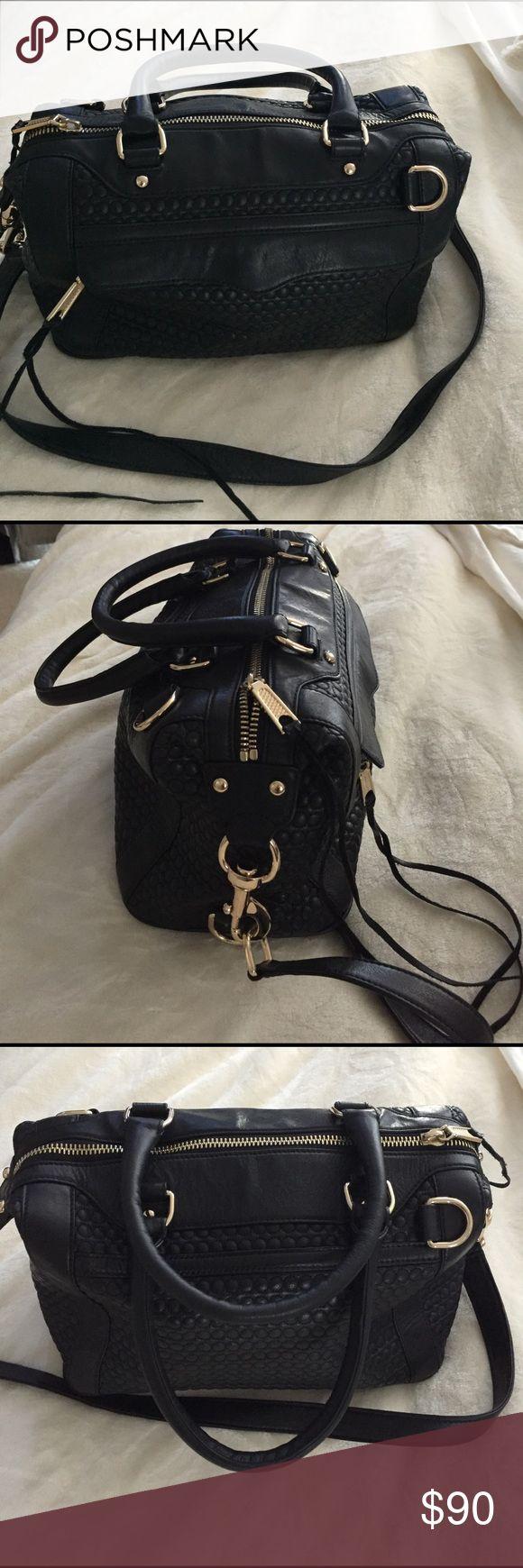 Rebecca Minkoff black purse Rebecca Minkoff black purse Rebecca Minkoff Bags Shoulder Bags