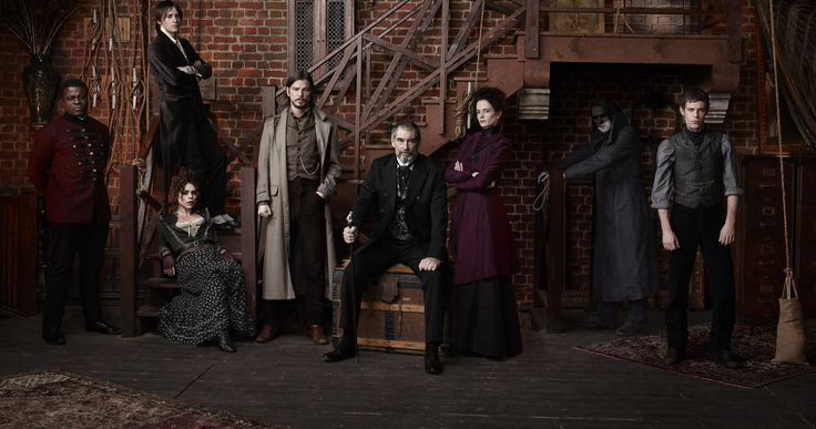 'Penny Dreadful' Season 2 Trailer -- A blood-soaked scorpion is teased in a brief trailer for Season 2 of 'Penny Dreadful', returning to Showtime in 2015. -- http://www.tvweb.com/news/penny-dreadful-season-2-trailer