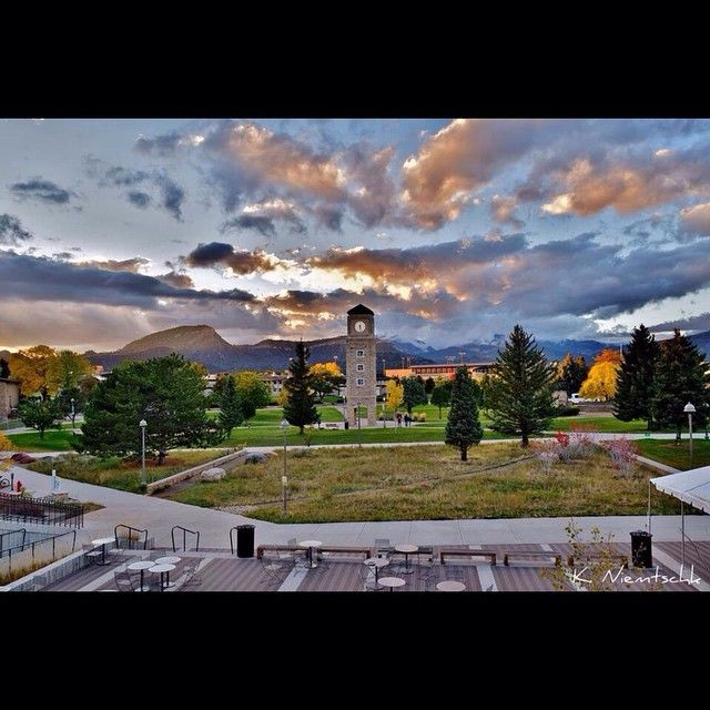 Fort Lewis College is a great school in a beautiful location, overlooking Durango, CO