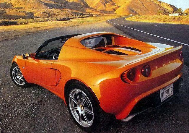 Lotus Elise look like a real race car